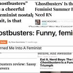 on Ghostbusters and identity