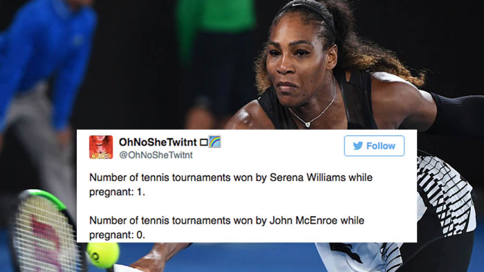 http://www.scarymommy.com/serena-williams-slams-john-mcenroe-for-his-sexist-comments-about-her-talent/?utm_source=FB